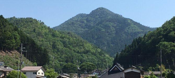 【公開ハイキング】丹波白髪岳 (2019.06.16)