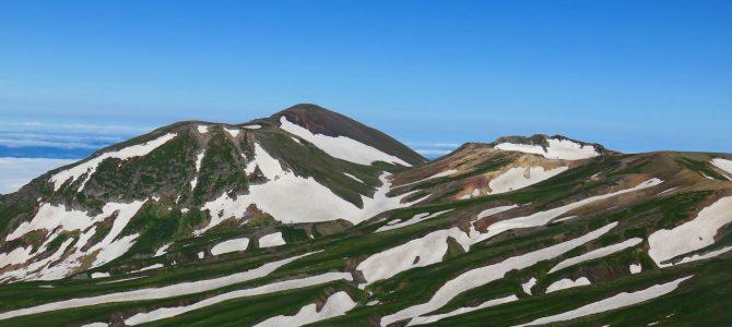 【例会山行】北海道旭岳~大雪山系縦走と観光・山旅⑧ (2019.07.16-08.03)